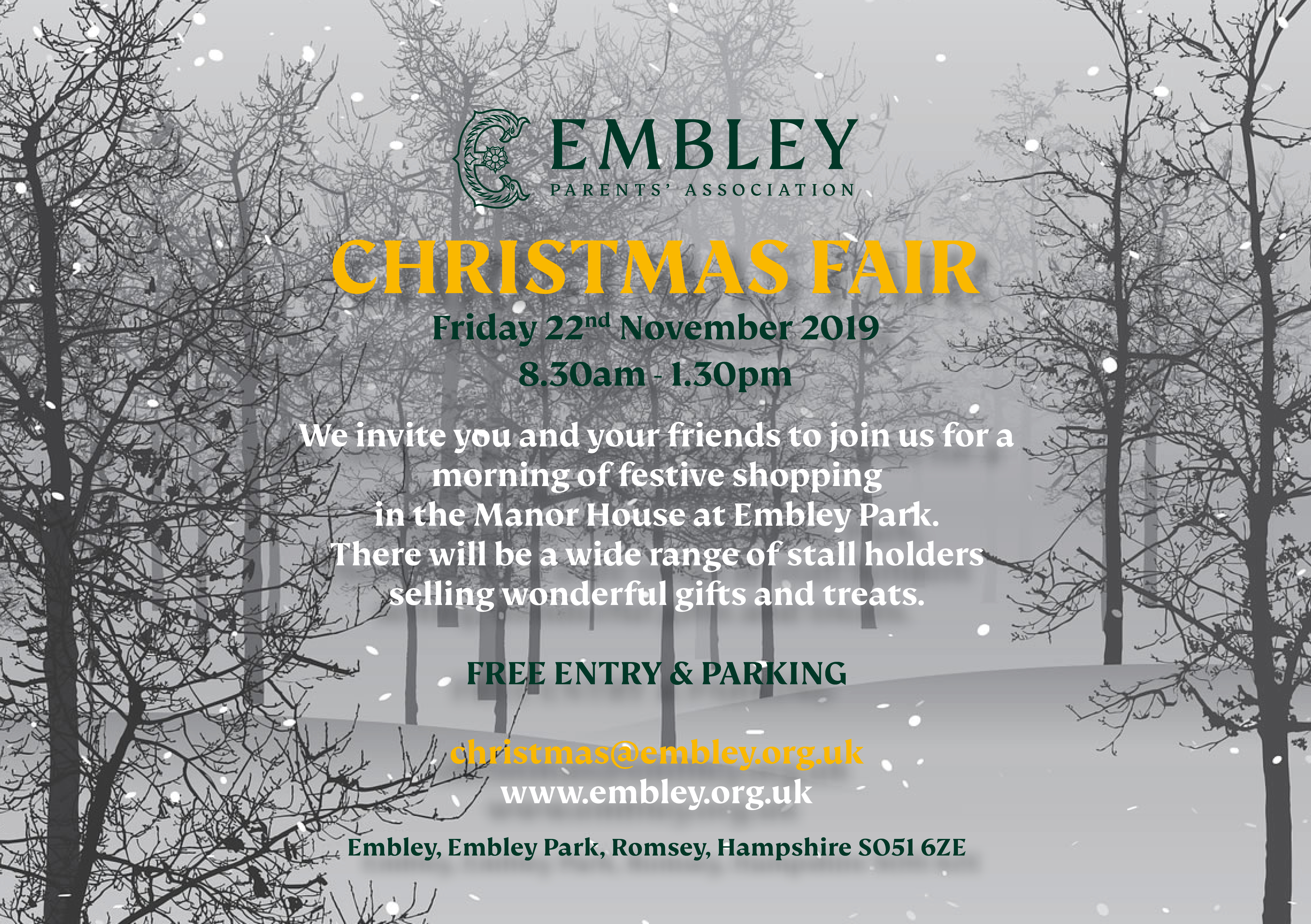 embley-christmas-fair-flyer